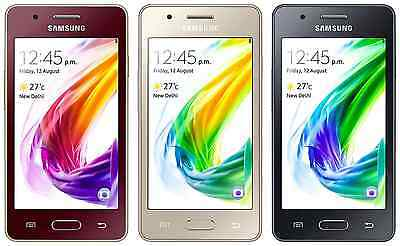 Used, NUOVO Samsung Z2 Tizen NERA 4G LTE 8GB SBLOCCARE SMARTPHONE CON LUCE LED for sale  Shipping to South Africa