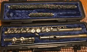Student Model Selmer Flute
