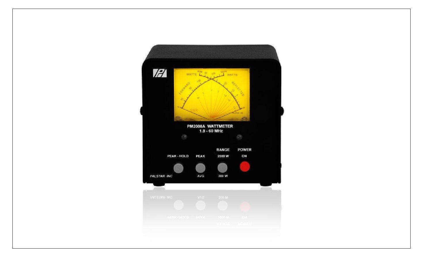 PALSTAR PM2000A 2000W Wattmeter (Base) 701630963627 | eBay