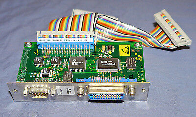 Lecroy Lc584 Dda-125 Oscilloscope Hpib 488 Printer Controller Interface Card