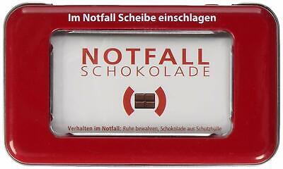 Notfallschokolade Pocket Chocolate Nervennahrung von Liebeskummerpillen 1er Pack