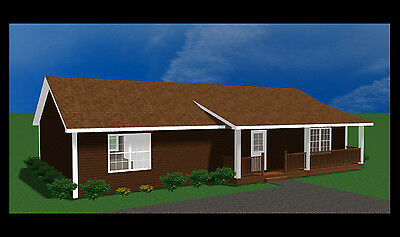 Prefab Home Kit Prefabricated Home Kit By Landmark Home And Land Co  Inc