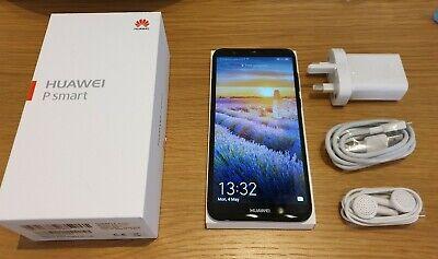 Huawei P Smart - 32GB - Black - 3GB Ram (Unlocked) 4G Smartphone