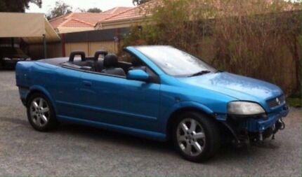 2004 Holden Astra convertible 2.2 auto PARTS ONLY Kelmscott Armadale Area Preview