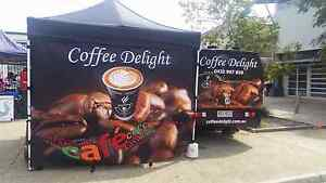 Mobile Coffee Van For Sale - Solar Driven Deception Bay Caboolture Area Preview