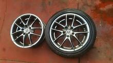 roh wheels 17x8 5x114 Craigie Joondalup Area Preview