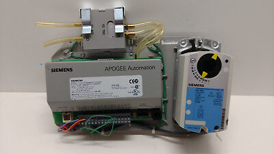 Tested Siemens 550-068 Apogee Terminal Box Controller