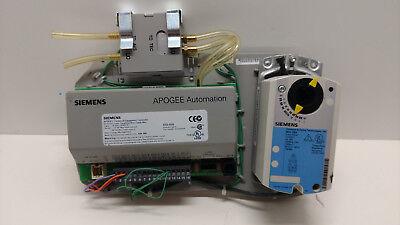 Tested Siemens 550-068 Apogee Terminal Box Controller