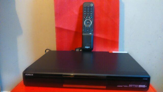 Humax PVR-9300T (500GB) DVR Freeview Digital TV Recorder HDMI Twin Tuner