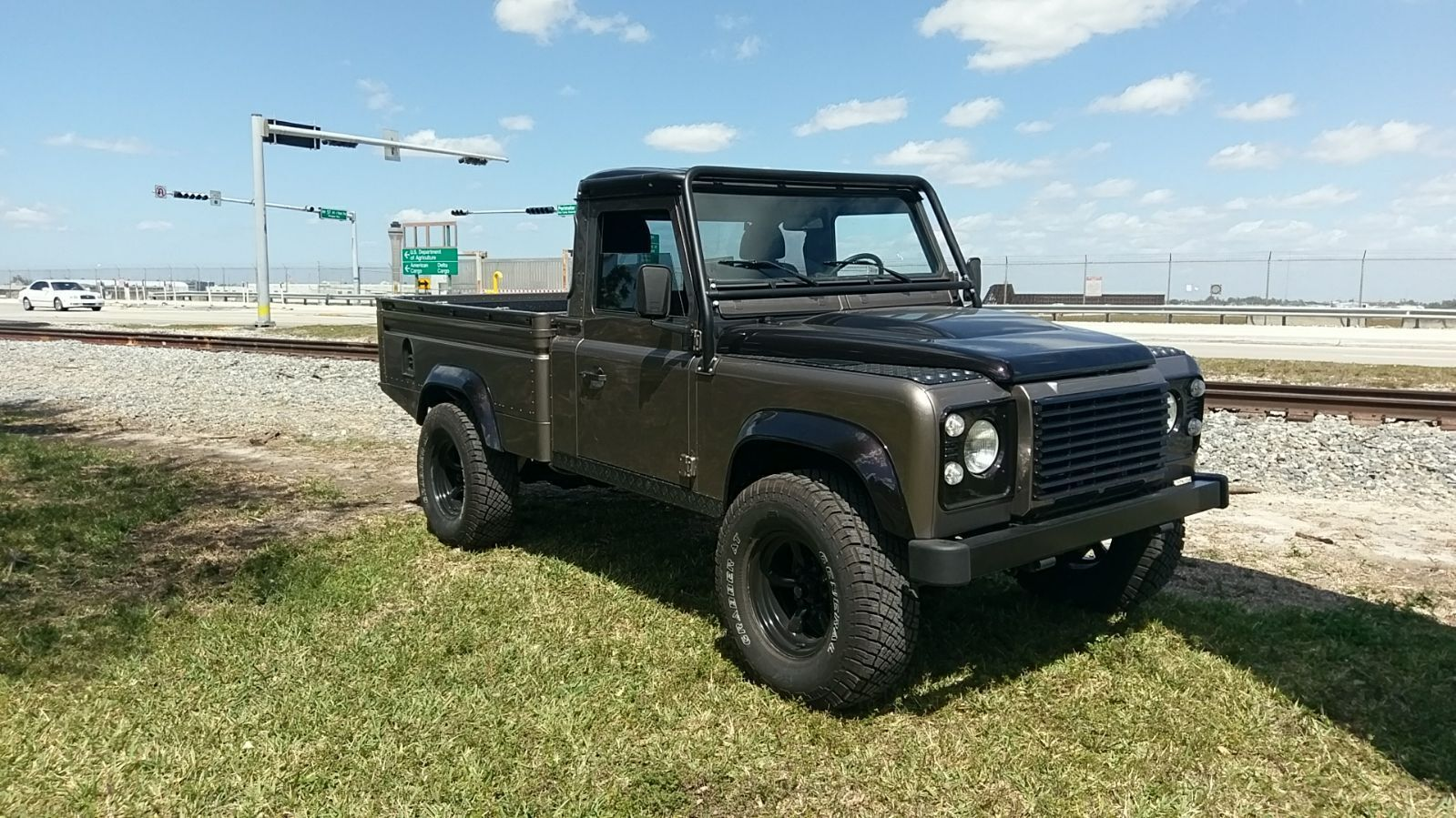 110 Restored Low Mileage Used Land Rover Defender For