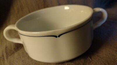 Vintage White Bauscher Weiden BAVARIA Sugar Bowl Germany