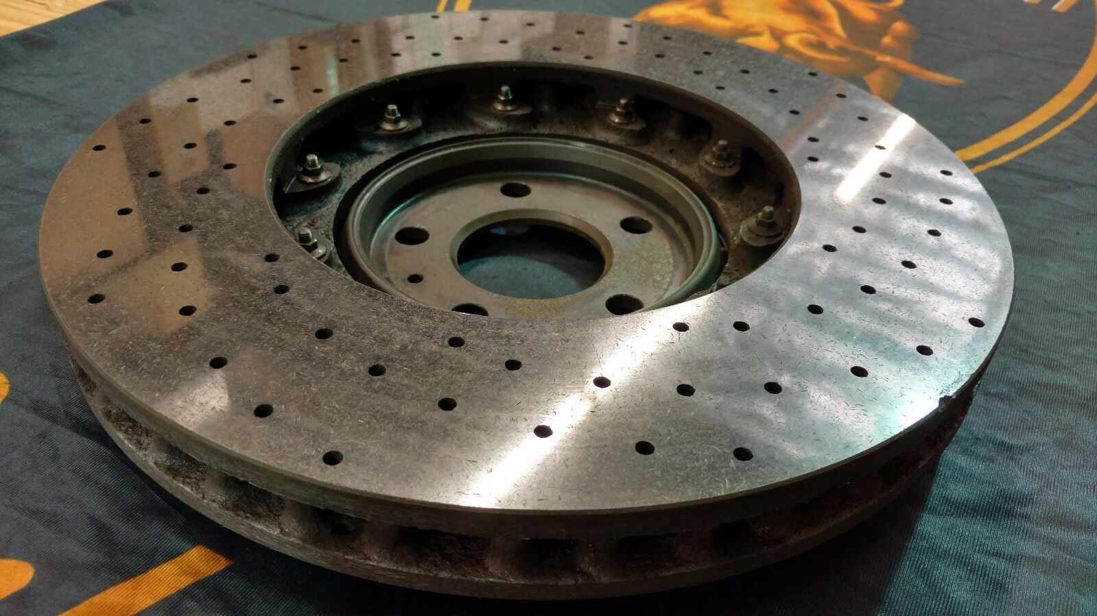 Used Lamborghini Huracan Discs, Rotors and Related Hardware for Sale