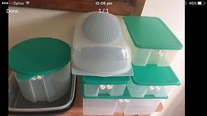 Tupperware bulk lot all as new Buderim 7 containers Buderim Maroochydore Area Preview