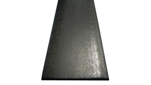 6in x 12in x 1/4in Steel Flat Plate (0.25in Thick)