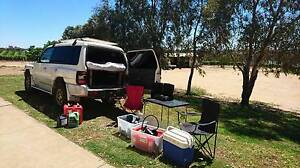 Mitsubishi Pajero WA Rego/Backpacker car fully equipped! Melbourne CBD Melbourne City Preview