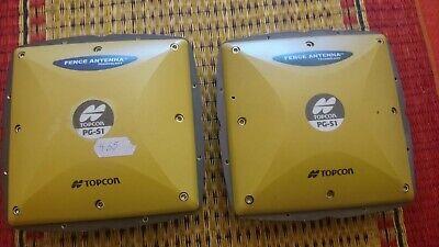 Topcon Pg-s1 Gps Antenna L1 L2 Glonass Surveying Sokkia Compatible