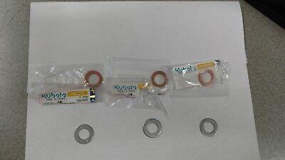 Kubota Engine D750d850d950 3 Cylinder Injector Seal Kit