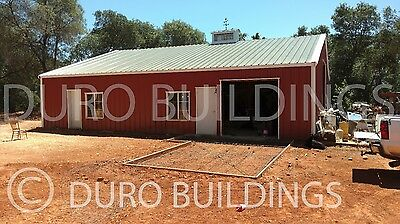 Durobeam Steel 30x30x14 Metal I-beam Building Diy Prefab Home Garage Shop Direct