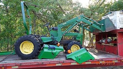 John Deere 955 4x4. Parting Out  Flywheel Only