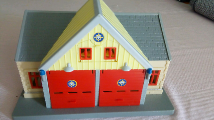 Fireman Sam playset, excellent condition