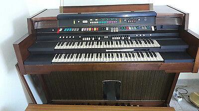 Hammond Orgel Leslie, gebraucht, ca. 1980 gebaut