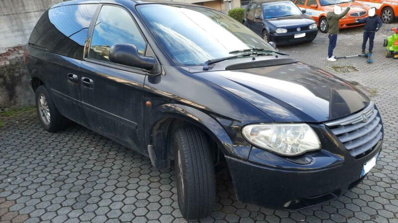 CHRYSLER Voy./G.Voyager Grand Voyager 2.8 CRD LX Auto NON MARCIANTE!!!