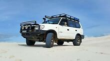 1999 Toyota LandCruiser RV6, Big Modifications, UNIQUE! Darwin CBD Darwin City Preview