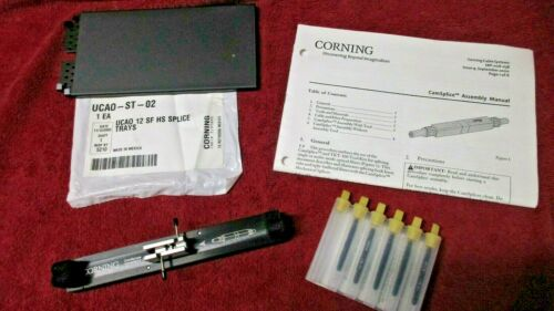 Corning Fiber Optic Camsplice Kit