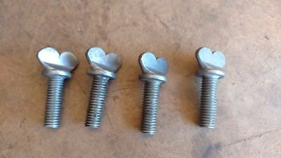 Ridgid Pipe Threader Rear Leg Stand Wing Nuts Bolts Screws Models 400 500 535