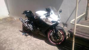 HYOSUNG GT250R EFI great condition Wollongong Wollongong Area Preview
