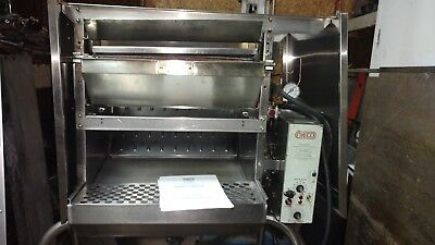 Nieco Chain Broiler On Stand Model 532