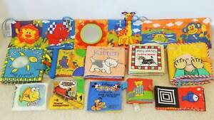 Baby Fabric Books and Toys Marsden Logan Area Preview