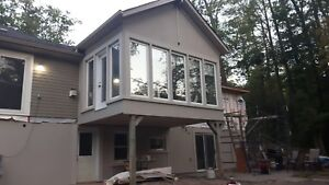 Exterior Stucco & Stone Mouldings and Parging