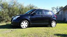 Well presented 2006 Suzuki Swift, New tyres, mechanically A1 Southside Gympie Area Preview