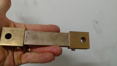 deltec shunt bar 500 amp DC AMMETER SHUNT Solar heavy duty quality  10 pcs