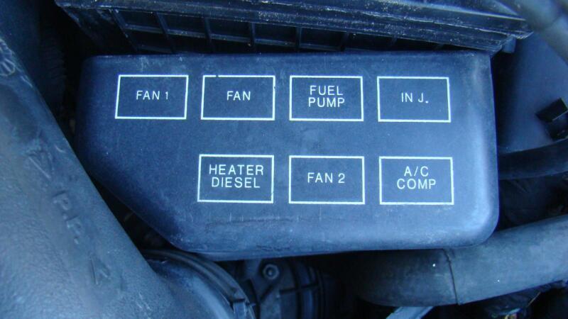 [DIAGRAM_38IS]  ALFA ROMEO 156 FUSE BOX IN ENGINE BAY, 2.5ltr V6 PETROL 02/99-05/06 | eBay | Alfa Romeo 156 Fuse Box |  | eBay