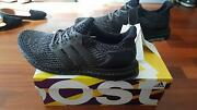 Adidas Ultra boost Triple black ( black/grey ) US11 Mawson Lakes Salisbury Area Preview