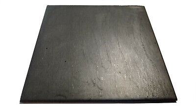 4 Pieces 4in X 4in X 18in Steel Flat Plate 0.125in Thick