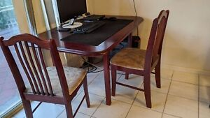 Dining Table and Couch