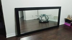 beautiful large full length mirror almost brand new