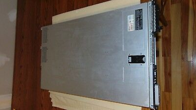 (2) Dell power edge 1950 blade servers