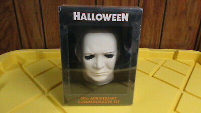 Halloween 30th Anniversary DVD Jamie Lee Curtis Anchor Bay 6-Disc 1978-1989 ()