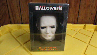 Halloween 30th Anniversary DVD Jamie Lee Curtis Anchor Bay 6-Disc 1978-1989 (Halloween Extended Edition 1978)