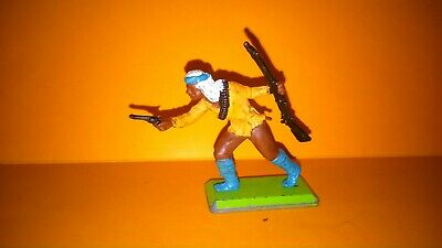 BRITAINS DEETAIL western # indien apache fusil et revolver