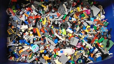 SALE LAST 10 Large Flat Rate Box 8-10 Lbs Mixed LEGO's Star Wars Batman City