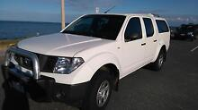 2007 Nissan Navara Ute Margate Redcliffe Area Preview