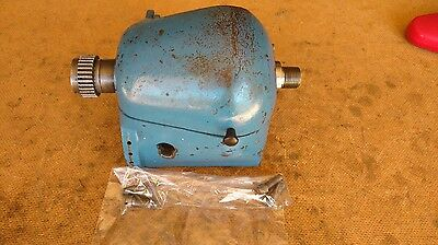 Vintage Craftsman 6 Metal Lathe 30 Bed L9-2 Headstock Pulley L9-22 Cover