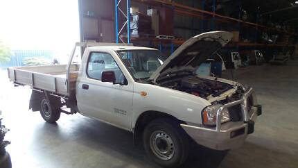 NOW DISMANTLING 2010 Nissan Navara UTE (P150918) Para Hills West Salisbury Area Preview