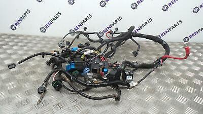 Renault Clio IV 2012-2019 Complete Main Engine Wiring Loom Harness 0.9 TCE 90BHP