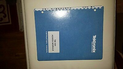 Tektronix Power Module Tm 504 Instruction Manual